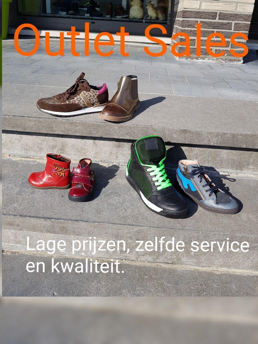 Kinderschoenen 19.Outletverkoop Kinderschoenen Stockverkoop In Vlezenbeek