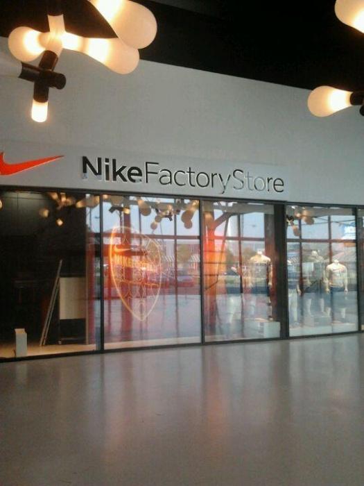 Nike Outlet -- Outletwinkel in Schelle