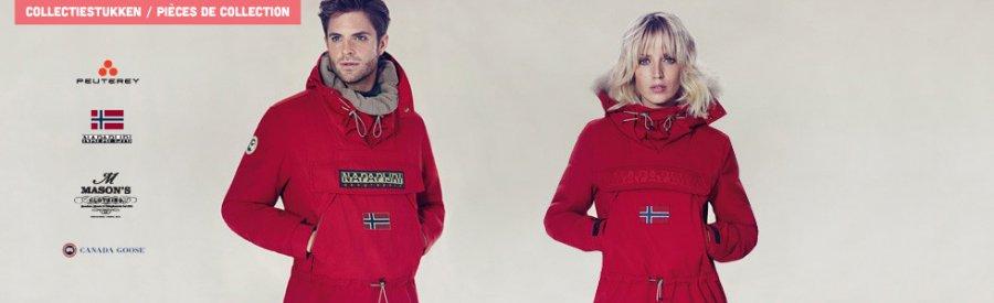 verkoop van canada goose jacket