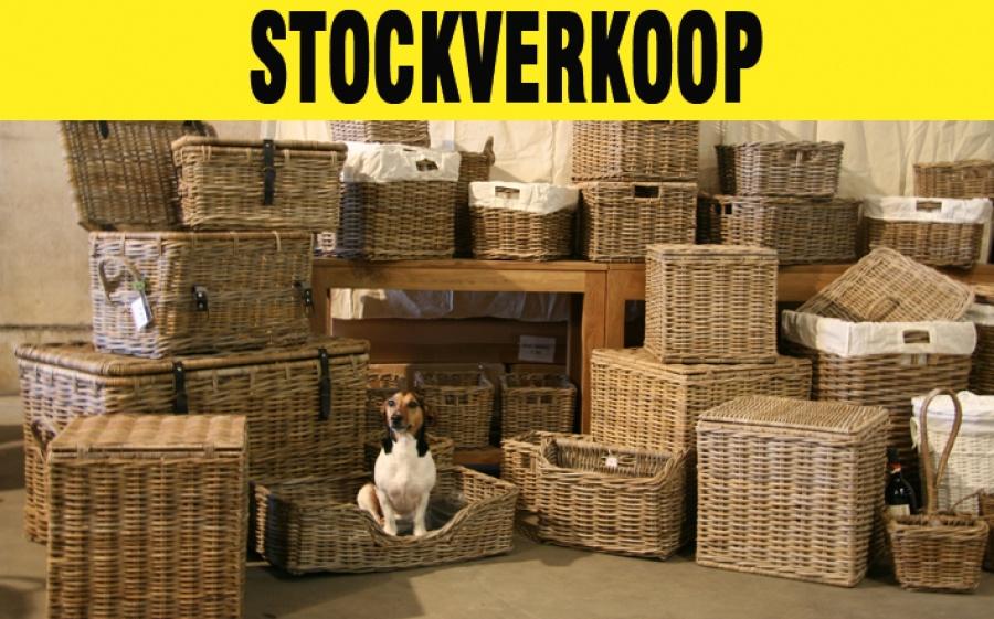 Grote stockverkoop houtmanden u0026 rieten manden -- Stockverkoop
