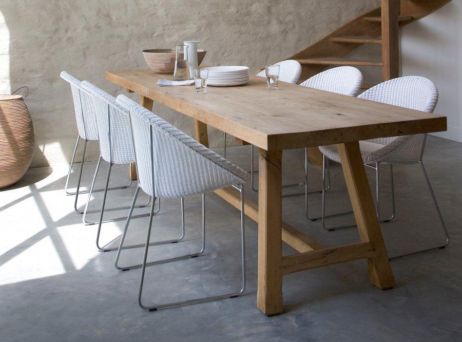 Fabrieksverkoop tafels stoelen vincent sheppard for 2e hands meubels