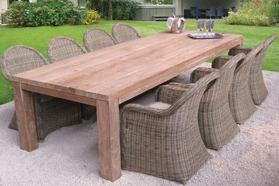 Maart outlet voorjaarskoopjes tuinmeubelen loungesets for 2e hands meubels