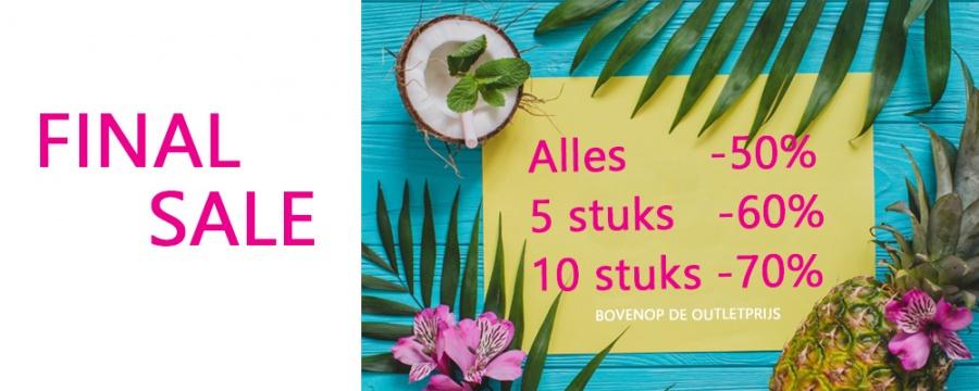 ebd46c47d00675 Solden bij LOLA -- Stockverkoop in Antwerpen