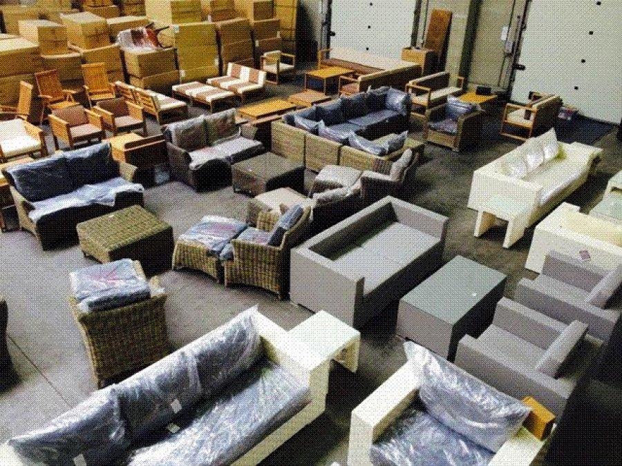 tuinmeubel fabrieksverkoop stockverkoop in gavere