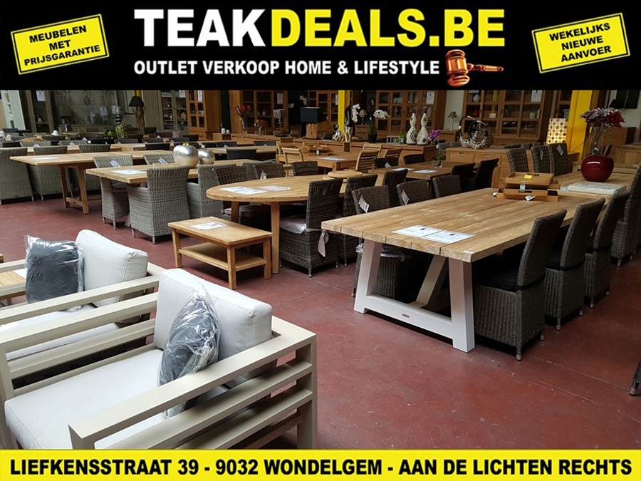 Terras Meubels Outlet : Solden acties outlet tuinmeubelen lounge tuinsets lounge