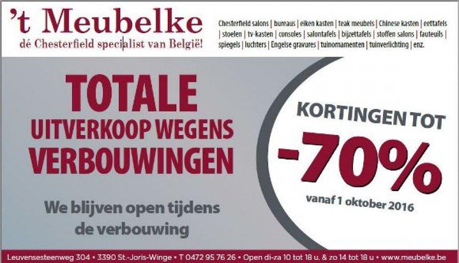 Meubels flamant for Uitverkoop design meubelen