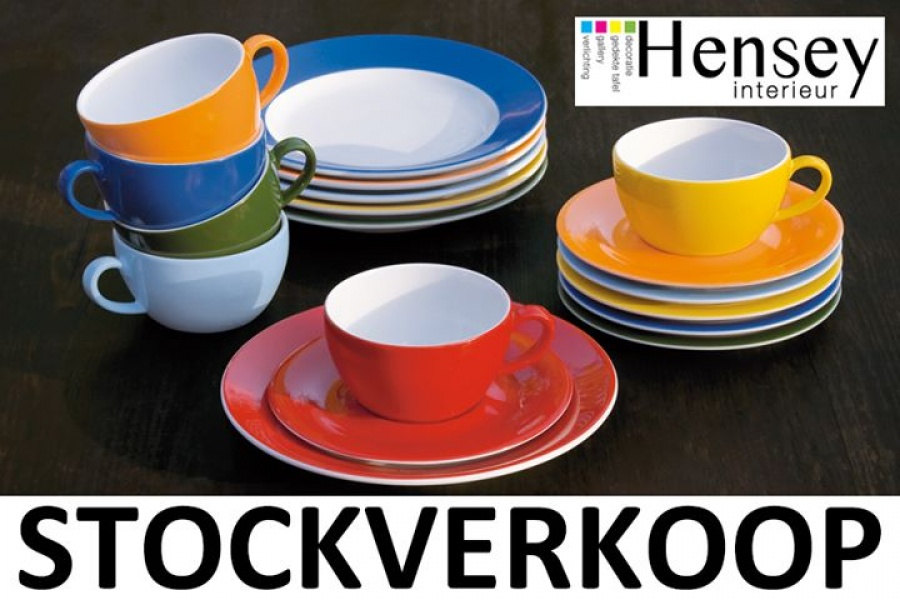 Horeca servies outlet