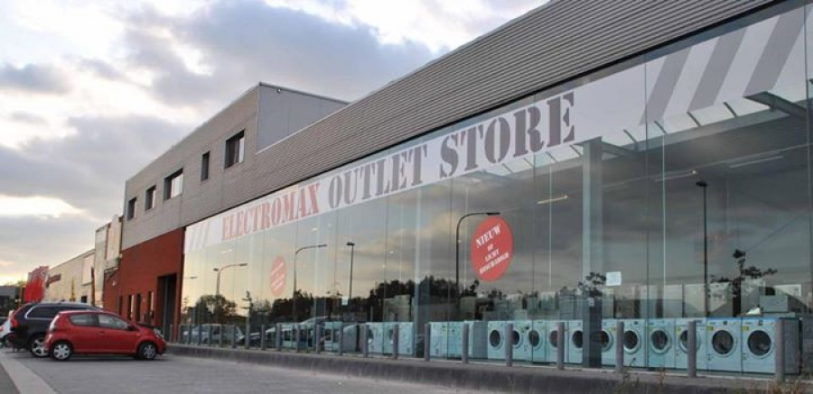 Outlet store roeselare for Outlet meubles belgique