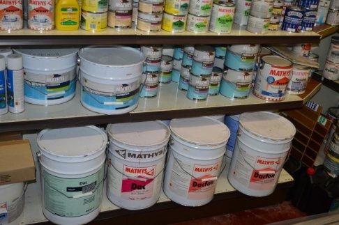 Veiling van verf merken sikkens mathys thinner verfschudder enz - Hoe te krijgen roze in verf ...