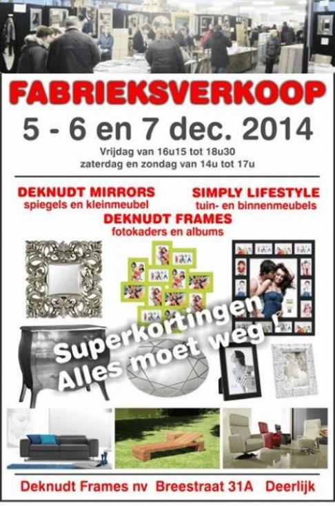 Keukenaccessoires Brugge : Beschrijving: Deknudt Mirrors – Deknudt Frames – Simply Lifestyle