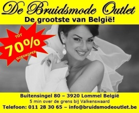 Bruidsjurken Limburg.Bruidsmode Outlets