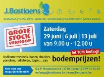 Stockverkoop J.Bastiaens -- Stockverkoop in Hoeselt