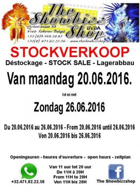 Alle stockverkopen in week 25 van 2016 pagina 5 for Stockverkoop keukens